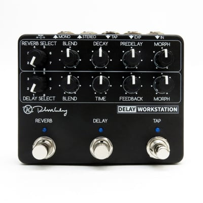 Keeley Delay Workstation Pedal - Used