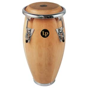 Latin Percussion LPM198-AW Music Collection Mini Tunable Wood Conga