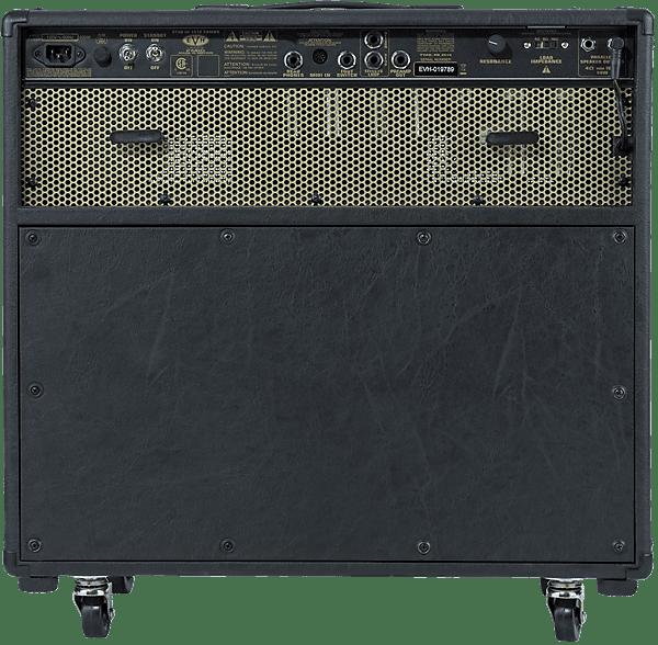 new evh 5150iii 50w 50 watt el34 1x12 combo 2019 black gold reverb. Black Bedroom Furniture Sets. Home Design Ideas