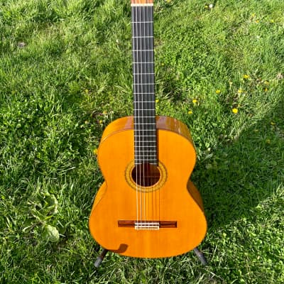 Alhambra Luthier Flamenco 1992 by Master Luthier Jaime Julia for sale
