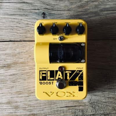 Vox Tone Garage Flat 4 Boost w/ Power Supply