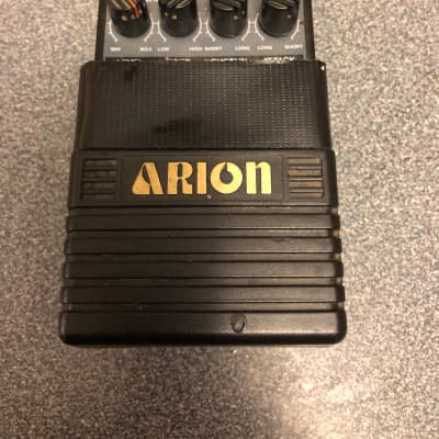 Arion SCO-1 Stereo Compressor Black for sale