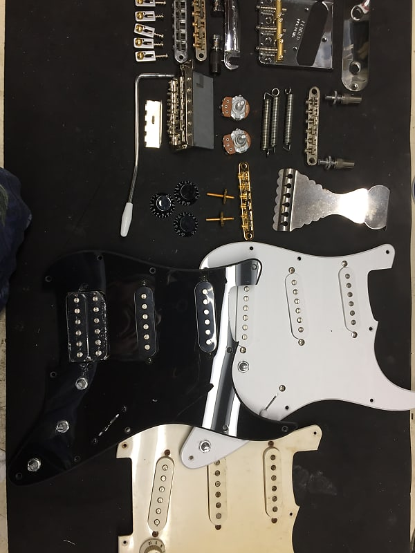guitar parts assorted musical instrument exchange reverb. Black Bedroom Furniture Sets. Home Design Ideas