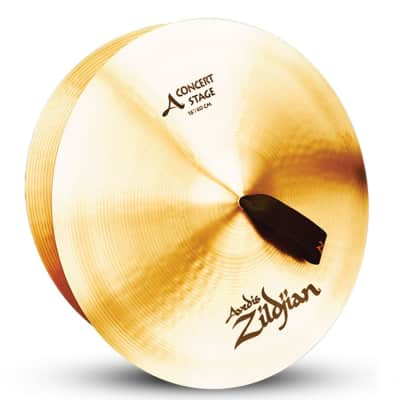 """Zildjian 16"""" A Concert Stage Orchestral Cymbal"""