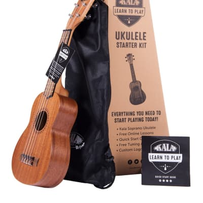 Kala   Kala Learn To Play Ukulele Starter Kit, Kala Ltp S for sale