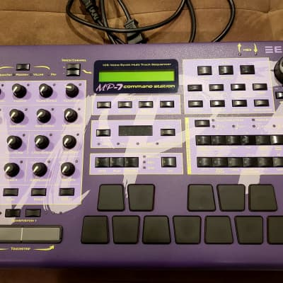 E-MU Systems MP-7 with new tact switches, encoder, free shipping in US