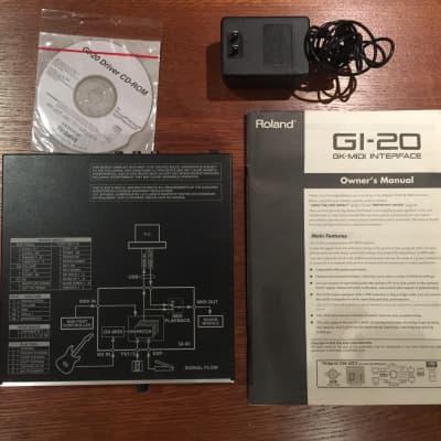 Roland GI-20 MIDI Interface w/13pin Input - USED