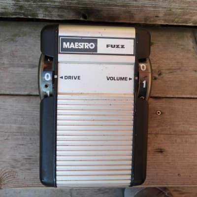Maestro  fuzz MFZ-1 1970's for sale