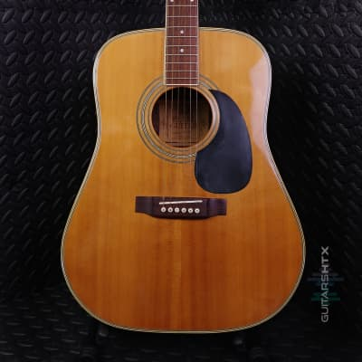 1970's Pearl PF 770 Vintage Japanese Acoustic Great Potential Ready For Upgrade for sale