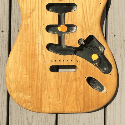 "Fender ""Dan Smith"" Stratocaster Body 1980 - 1983"