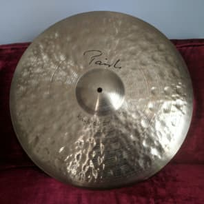 "Paiste 20"" Signature Rough Ride Cymbal"