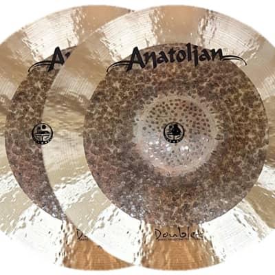 "Anatolian 16"" Doublet Medium Hi-Hat"