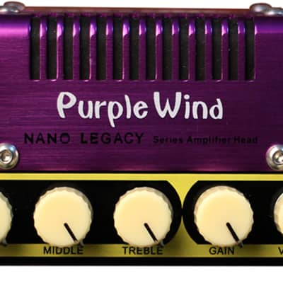 Hotone Nano Legacy Series Amp Head - Purple Wind for sale