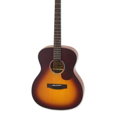 Aria 101-MTTS OM Orchestral Model Spruce Top Mahogany Neck Rosewood Fingerboard Acoustic Guitar for sale