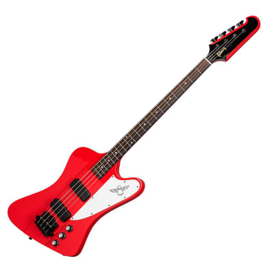 Gibson Thunderbird 4 String 2018 Bright Cherry Mahogany Rosewood 20 Frets for sale