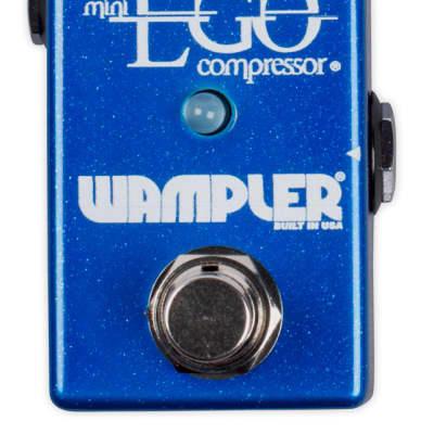 Wampler Mini Ego Compressor Pedal for sale