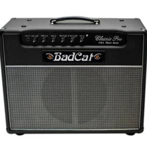 """Bad Cat Classic Pro 20R USA Player Series 20-Watt 1x12"""" Guitar Combo Amp with Reverb"""