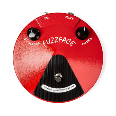 Dunlop JDF2 Germanium Fuzz Face
