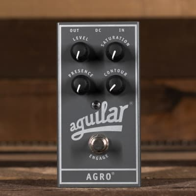 Aguilar AGRO Bass Overdrive Pedal