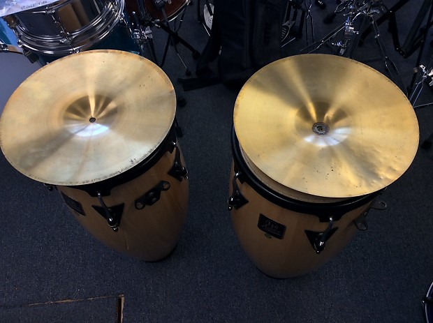 No Name Cymbals Pair