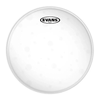 "Evans TT20HG Hydraulic Glass Drum Head - 20"""