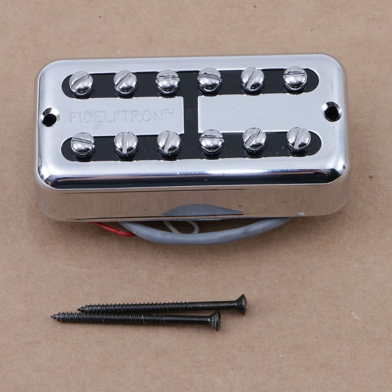 Fender Fideli U0026 39 Tron Neck Guitar Pickup Pu