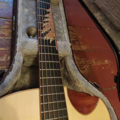 2017 Hand Finished Acoustic Guitar Beautiful Deco for sale