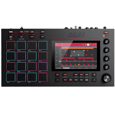 Akai MPC Live Standalone Sampler/Sequencer