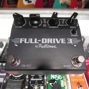 Fulltone Full-Drive 3 Overdrive
