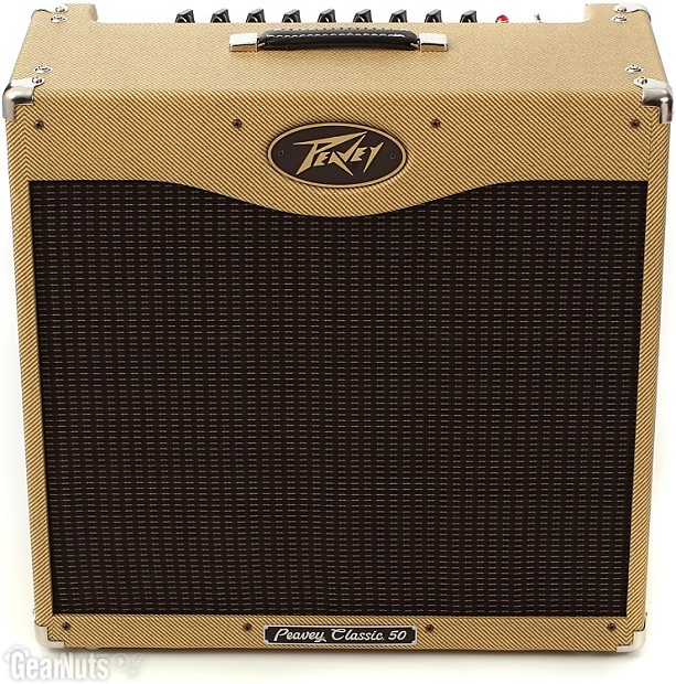 How to Date a Peavey Amp