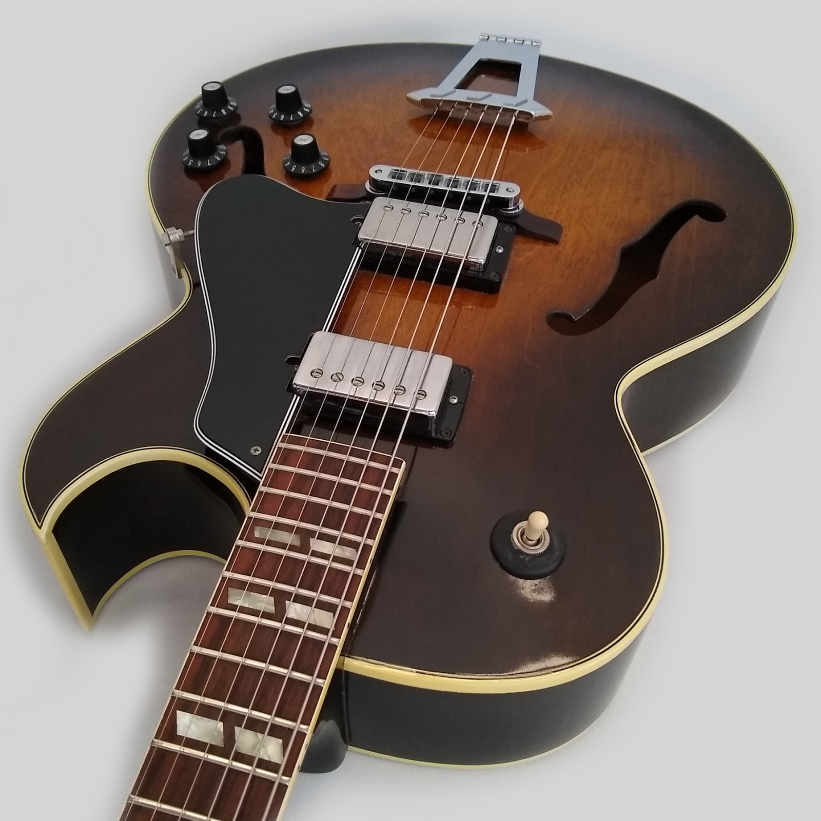 "Gibson ES-175D  ""Factory Second"" 1981 - Burst"