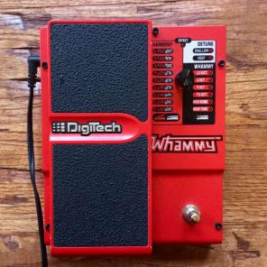 DigiTech Whammy 4 Pitch Shifter