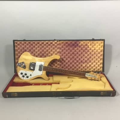 1973 Rickenbacker 480 Natural for sale