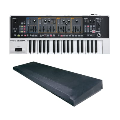 Roland GAIA SH-01 37 Key Synthesizer with Dust Cover