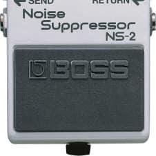 Boss NS-2 Noise Suppressor with Unique Noise Detection Circuit