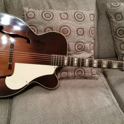 Kay K-1 S Archtop Guitar (8901S Combo Model) for sale