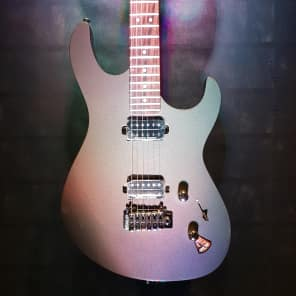 Cort G280 MBP G Series Double Cutaway HH with Seymour Duncan Pickups, 2-Point Tremolo Mocha Bronze Pearl