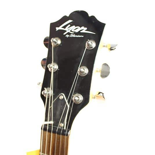 used lyon fx axe electric guitar red reverb. Black Bedroom Furniture Sets. Home Design Ideas