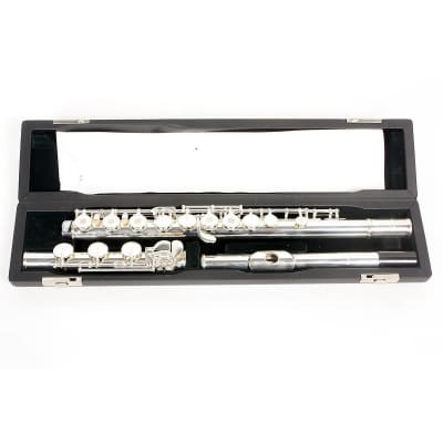 Pearl 665 Quantz Open Inline-G B-foot Flute   +Cleaning Kit/Rod/Case   2-Day Ship Authorized Dealer