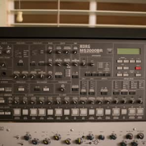 Korg MS2000 | Sound Programming