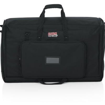 "Gator G-LCD-TOTE-MDX2 Medium Padded Dual 27-32"" LCD / Plasma Monitor Transport Bag"