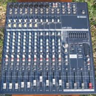 Yamaha EX5014C ,POWERED PA MIXER 500 +500WATTS, W/ EFFECTS