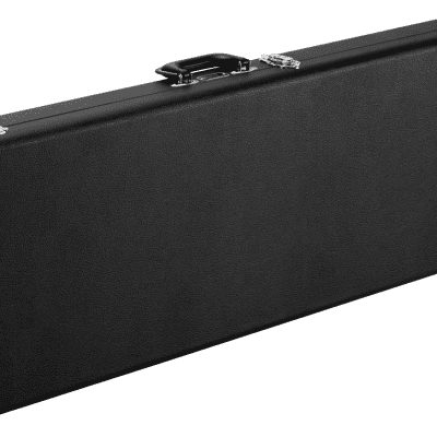 Fender Classic Series Wood Case - Mustang/Duo Sonic Black - 996126306