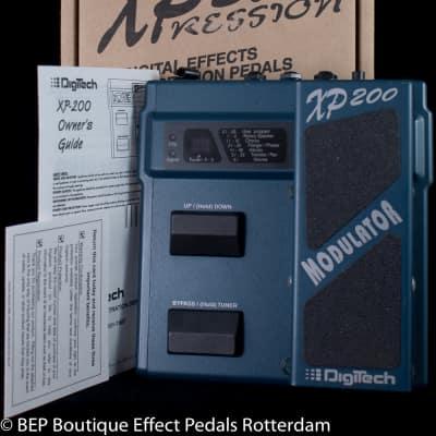 Digitech XP-200 Modulator 1997 made in USA s/n KK47EC-10033