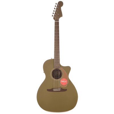 Fender California Series Newporter Player 2018 - 2019