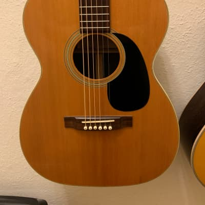 Maya Acoustic Guitar 1970's Natural for sale