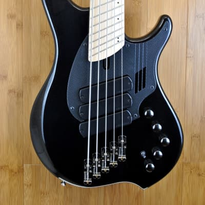 Dingwall NG-3 5-String  Metallic Black with Dingwall Gigbag for sale