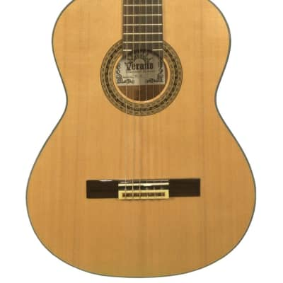 Verano VG-18 Solid Cedar Mahogany Classical Natural for sale