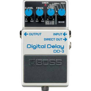 BOSS - DD-3 | Digital Delay