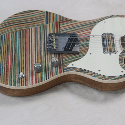 Custom One of A Kind Prisma Guitar for sale